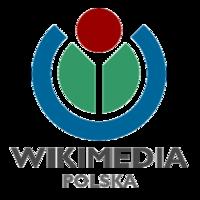 Wikimediapolska logo