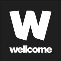 Wellcome logo black