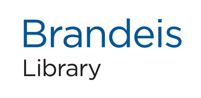 H105 brandeis library wordstamp m3  outlined